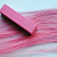 BERRY PINK  Hair Chalk // Single Stick Tint // by MissVioletLace