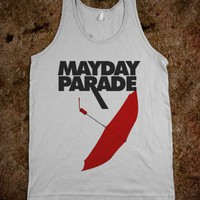 Mayday Parade Tank Top - The Dream Set