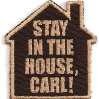Walking Dead, Stay in the House, Carl Patch
