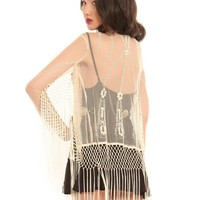 Fringe Gypsy Jacket - Clothes | GYPSY WARRIOR