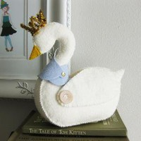 Leda the Swan PDF Sewing Pattern