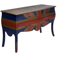Best of British Union Jack Chest|Drawers  Cabinets|Storage|French Bedroom Company