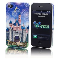 Amazon.com: Disney D-Tech iPhone 4 4s Case Cover Sleeping Beauty Castle Disney Theme Parks Exclusive & Limited Availability: Cell Phones & Accessories