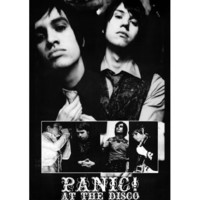Amazon.com: PANIC AT THE DISCO POSTER Group Cast Collage RARE 24X36: Home & Kitchen