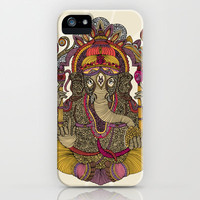 Lord Ganesha iPhone Case | Print Shop