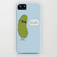 Dill with it iPhone Case | Print Shop