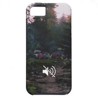 peace and quiet apple product iphone 5 custom made case