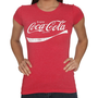 Coca Cola Swoosh Tee | Shop Tops at Wet Seal