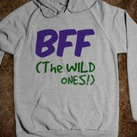 The Wild Ones BFF Hoodie - Connected Universe