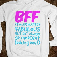 BFF - Absolutely Fabulous But NOT Always so Innocent - Connected Universe