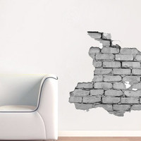 Brick Wall - Wall Decal for housewares