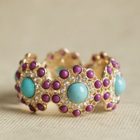 saraswati jeweled bracelet at ShopRuche.com