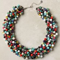 Wreathed Splendor Necklace - Anthropologie.com
