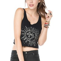 Mirella Sun and Moon Tank