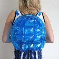 dirty saint grunge 1990s bubble blow up inflatable bag  from dirtysaint