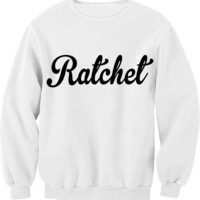 Ratchet sweatshirt by spaceisinfinite on Etsy