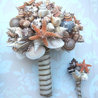 Made to Order Custom Details Bridal Bouquet of by romanticflowers