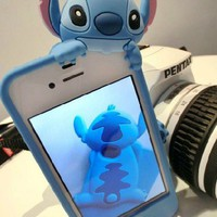 Stitch Case For iPhone 4 / 4S