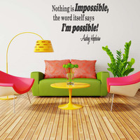 Wall  Decals on Lilo And Stitch Disney Quote Vinyl Wall Decal Decor Sticker On Wanelo
