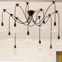 Edison Chandelier
