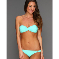 Melissa Odabash Martinique Bandeau Bikini Set Mint - Zappos.com Free Shipping BOTH Ways