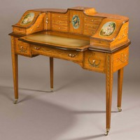 Art & Antiques - CINOA - A Good Antique Carlton House Writing Table