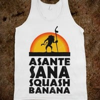 Asante Sana Squash Banana (Lion King Tank) - Movie Madness