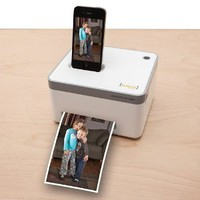 VuPoint Solutions IP-P10-VP Photo Cube iPhone/iPod Touch Dye Sublimation Color Printer: Cell Phones &amp; Accessories