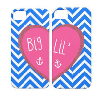 Delta Gamma Big & Lil Matching Phone Cases by AlyssaCreates