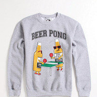 Riot Society Beer Pong Crew Fleece at PacSun.com