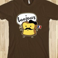 French Toast (White) - Detour Shirts