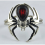 Black Widow Spider Gothic Bracelet