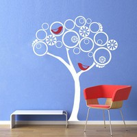 Vinyl Wall Decal Sticker Art Modern Abstract by wordybirdstudios