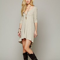 Free People Drippy Jersey Dress