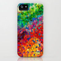 Color Theory Clash iPhone Case by Catherine Holcombe | Society6