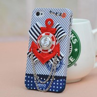 Navy Sailors Cover Case for Iphone 4/4s/5