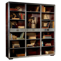 One Kings Lane - A Sophisticated Mix - Ferault Large Bookcase