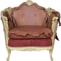 One Kings Lane - Katrien Van der Schueren - LA Queen Chair