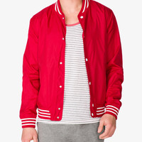 Ripstop Varsity Jacket