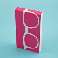 Sunglass Notepad-Short - See Jane Work