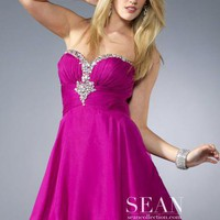Sean 90180 at Prom Dress Shop