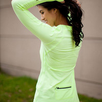 run: layer me long sleeve | women&#x27;s tops | lululemon athletica