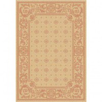 Safavieh Courtyard Natural / Terra Indoor / Outdoor Rug CY1356-3201 - CY1356-3201