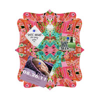 DENY Designs Home Accessories | Ingrid Padilla Flora 1 Quatrefoil Magnet Board