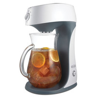 The Authentic Southern Sweet Tea Brewer - Hammacher Schlemmer
