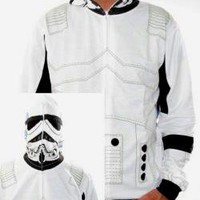 ROCKWORLDEAST - Star Wars, Hoodie, Storm Trooper