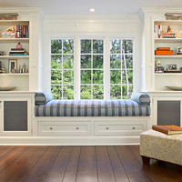 Window Seat Design, Pictures, Remodel, Decor and Ideas