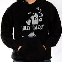 ROCKWORLDEAST - Billy Talent, Hoodie, Girl