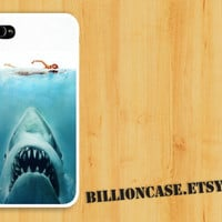 JAWS - iPhone 4 Case iPhone 4s Case iPhone 5 Case idea case Galaxy Case