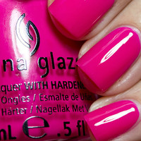 New! CHINA GLAZE ♥ ESCAPING REALITY ♥ CIRQUE DU SOLEIL COLLECTION~ Nail Polish!